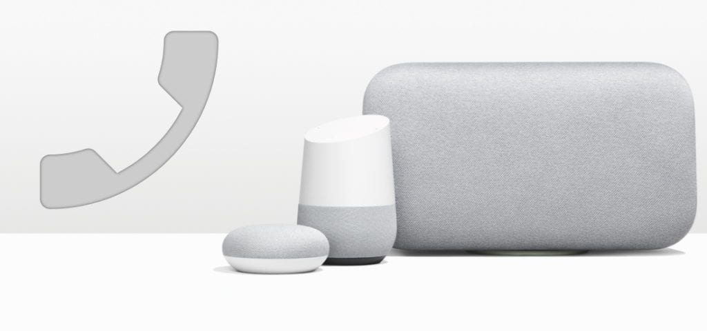Google Home Calling Arrives In The U.K.
