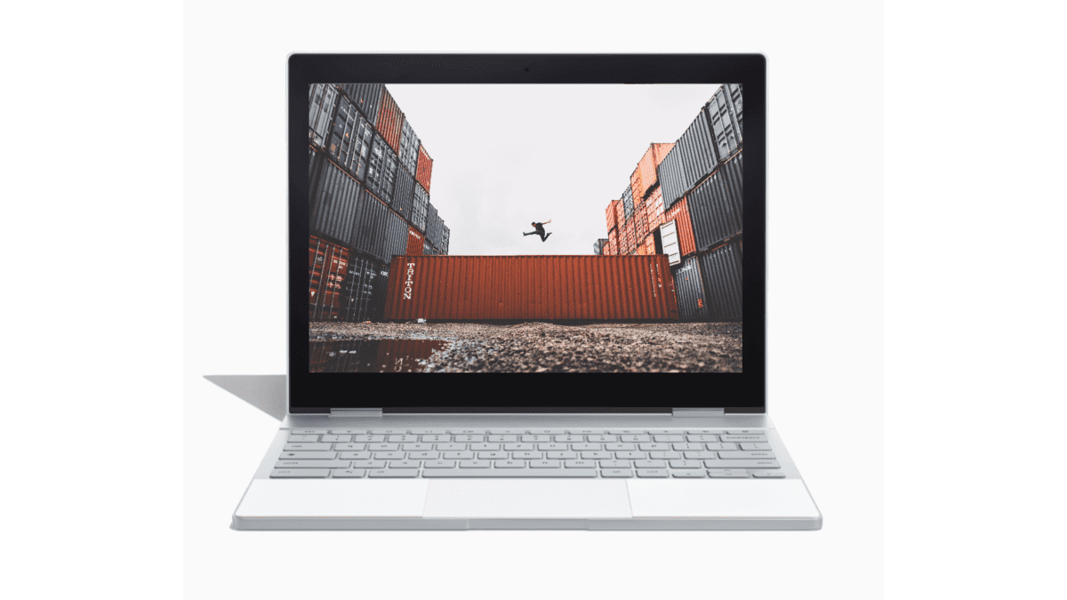 Chromebooks And Containers: New Features Sighted