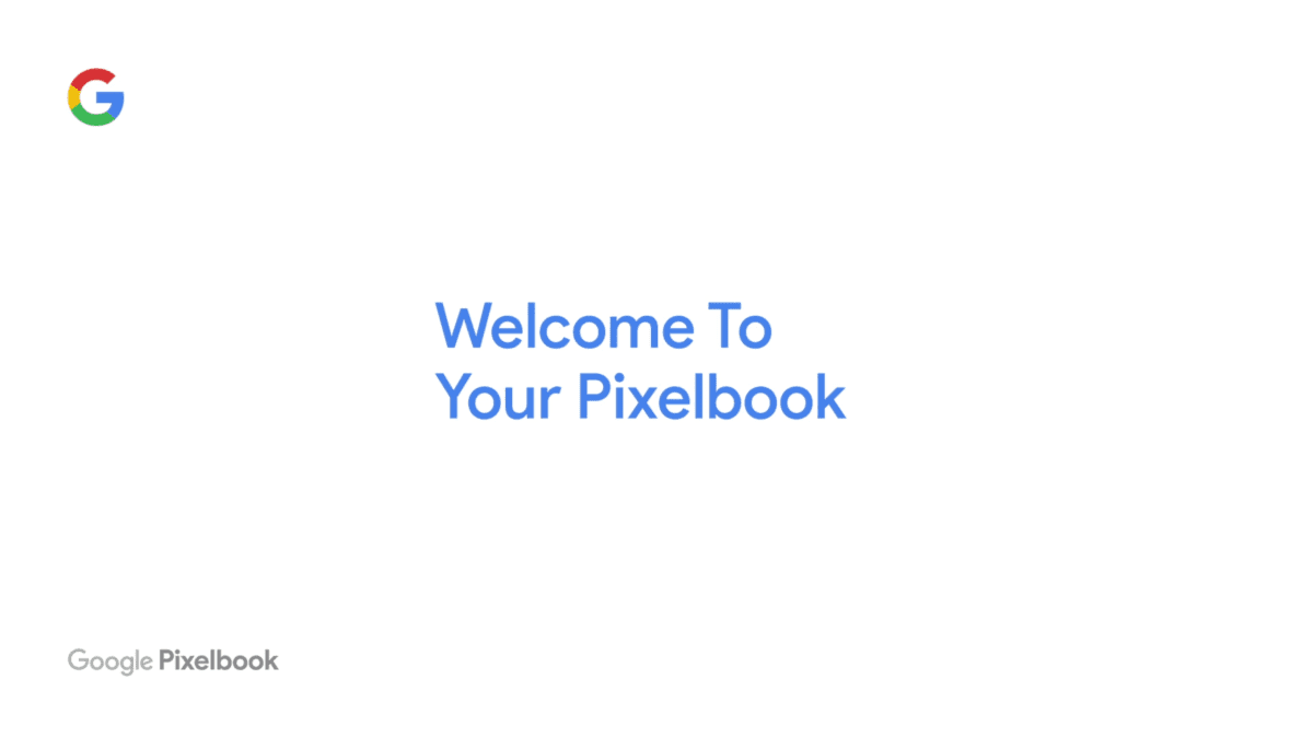 Google Publishes Fantastic Pixelbook Welcome Videos