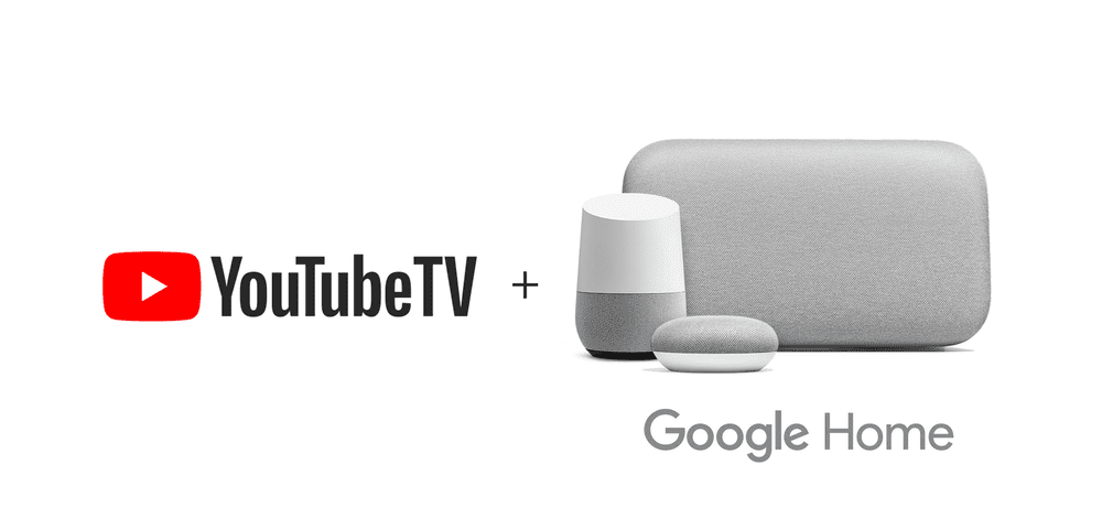 Google Home Now Controls YouTube TV