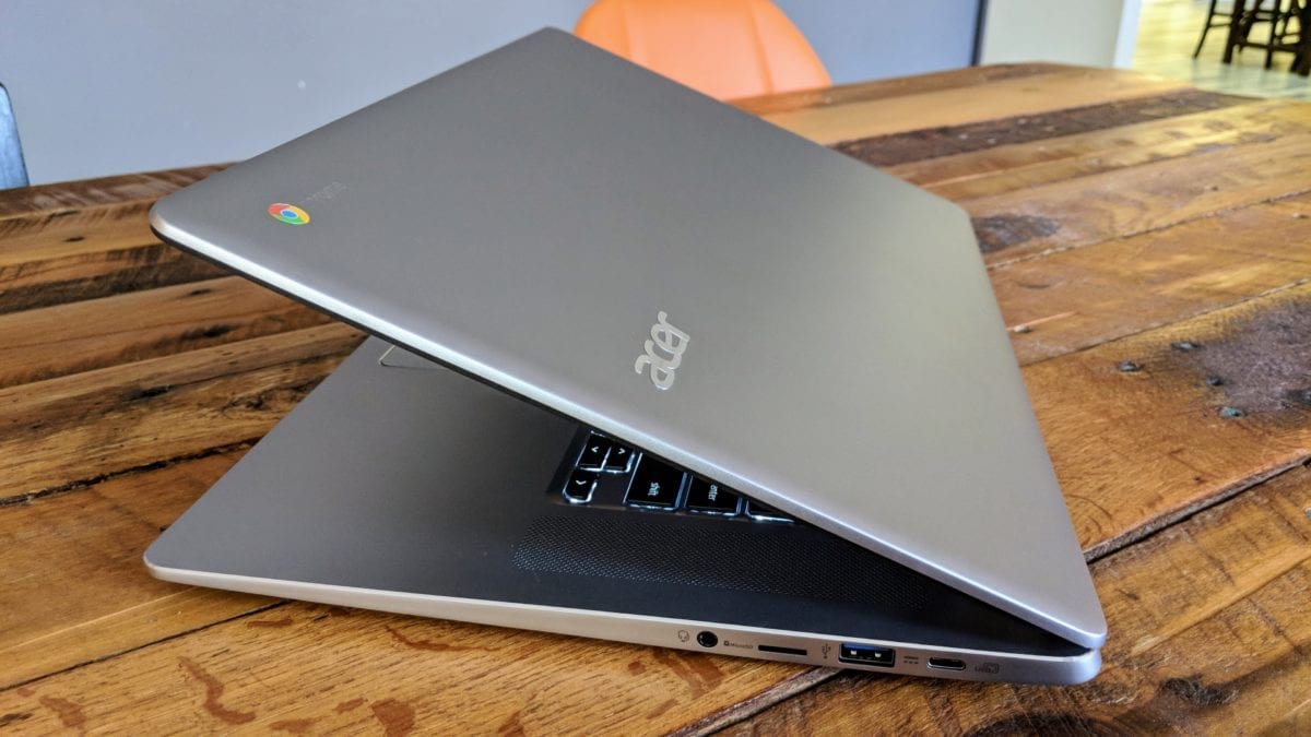 Get $100 Off The New Acer Chromebook 15 And Score A Free Google Home