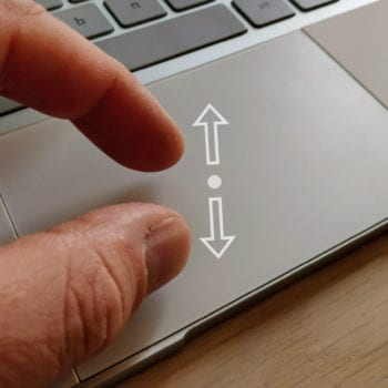 Trackpad Pinch To Zoom Now Standard On Chrome OS