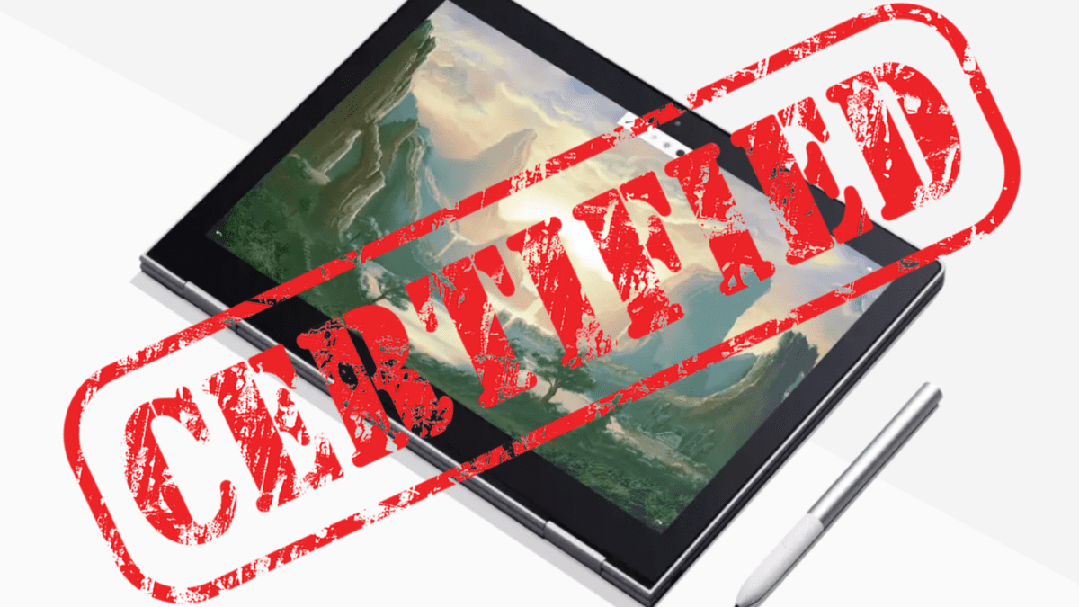"Fix Rolling Out For ""Uncertified"" Chromebooks"
