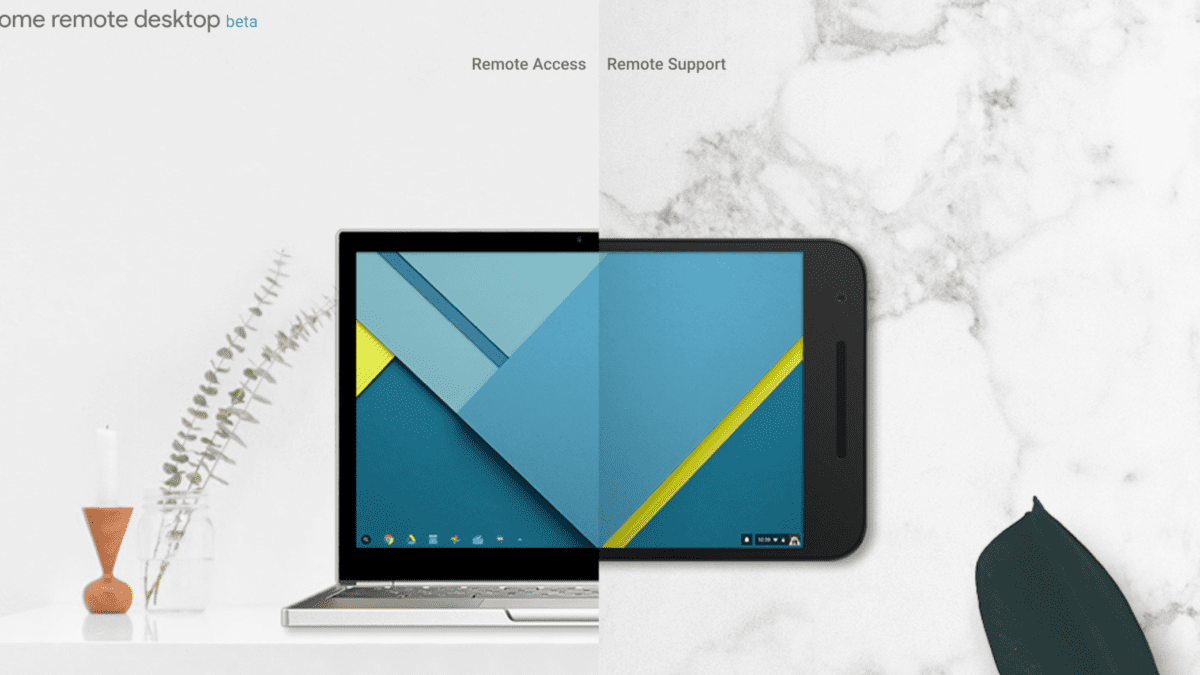 Chrome Remote Desktop Hits The Web, Allows Remoting To A Chromebook For Support
