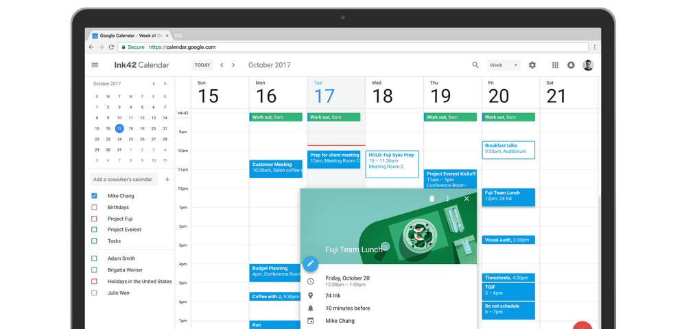 Google Calendar's Updated Look Is Coming For All Users: Like It Or Not