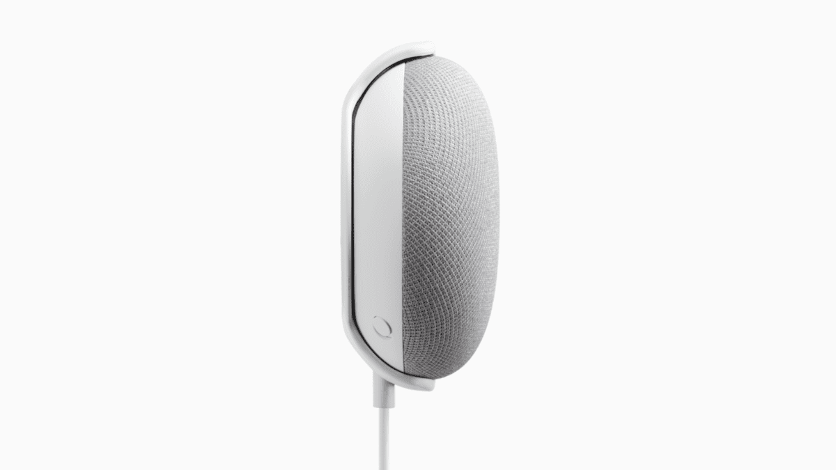 Google Home Mini Mounting Options