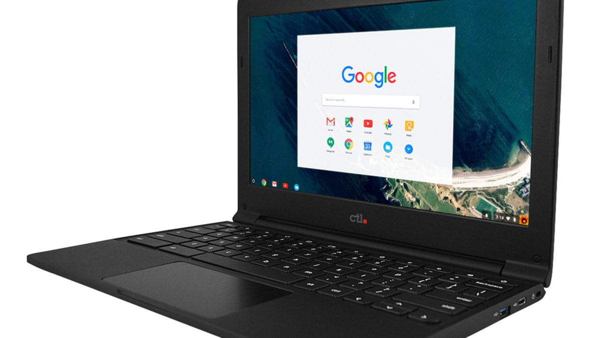CTL Announces Apollo Lake Education Chromebook
