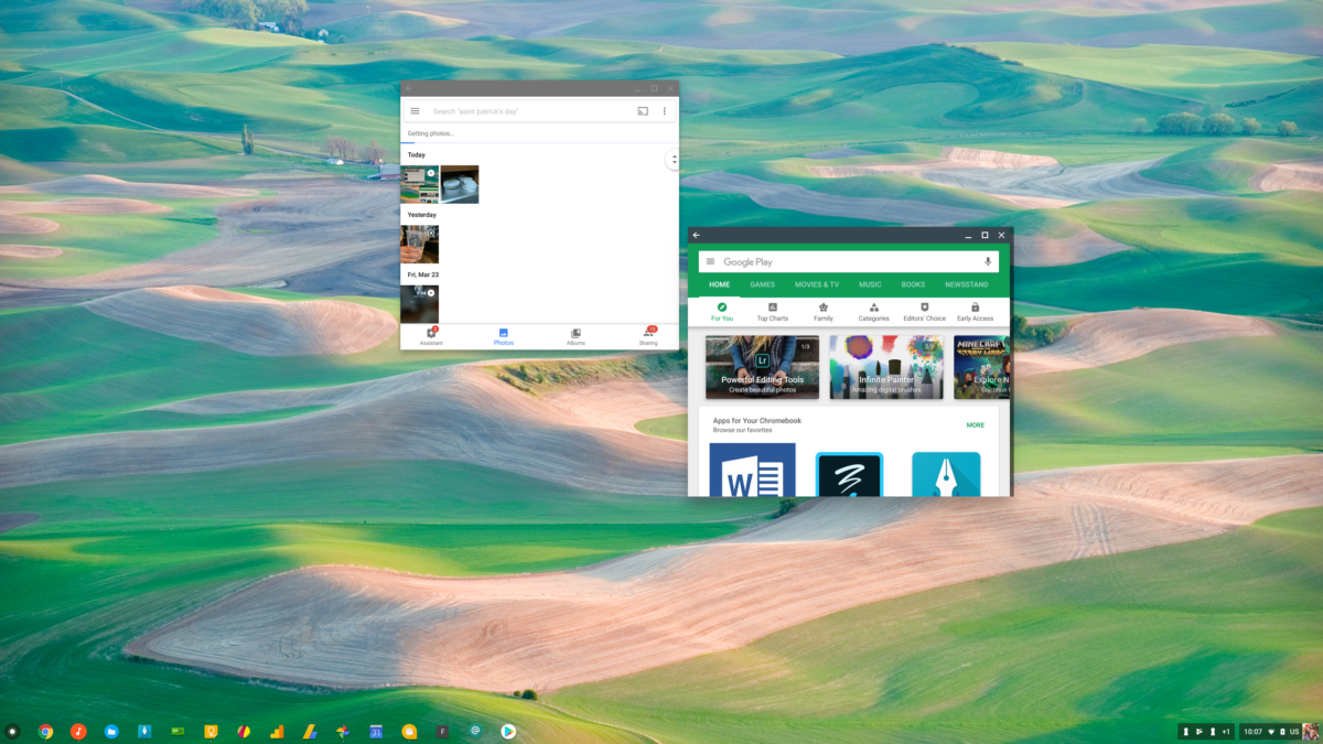 New Features Make Android Apps Feel Even More Native on Chromebooks