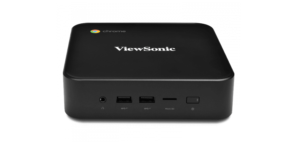 ViewSonic Hops On The Chromebox Bandwagon