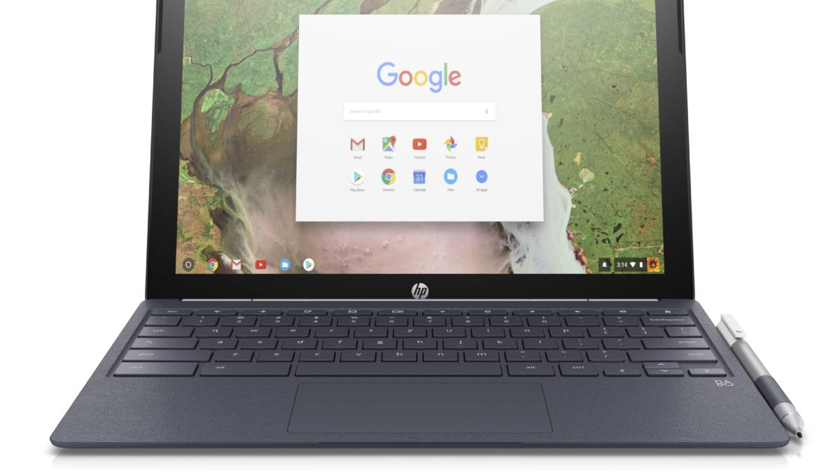 Detachable HP Chromebook x2 Now On Pre-Order