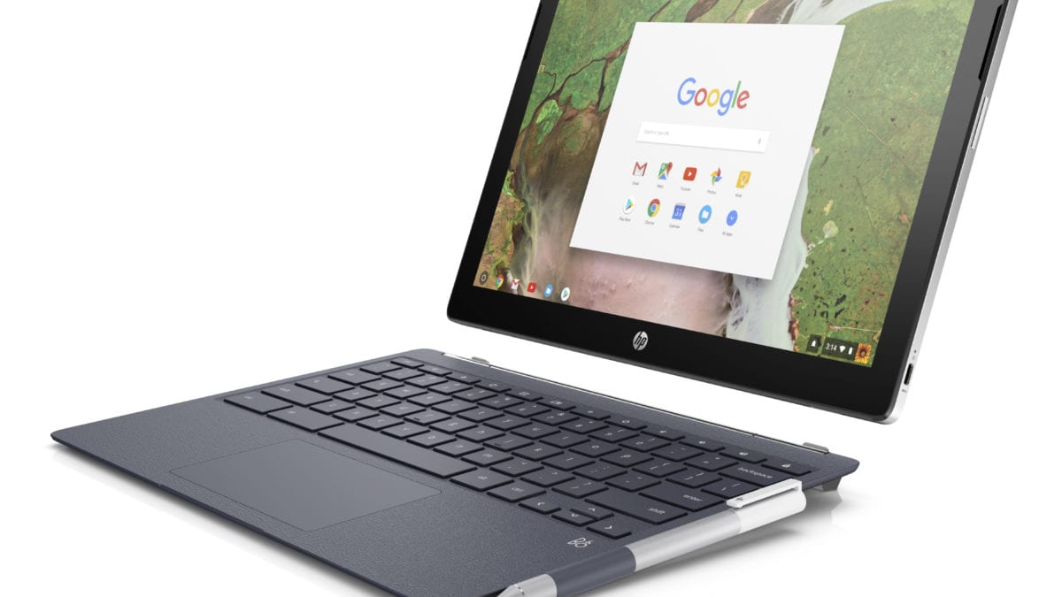 Detachable 'Soraka' Is The HP Chromebook x2