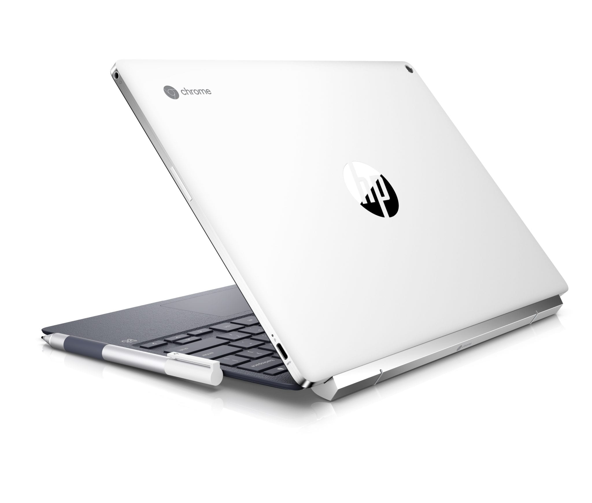 HP Unveils The World's First Detachable Chromebook