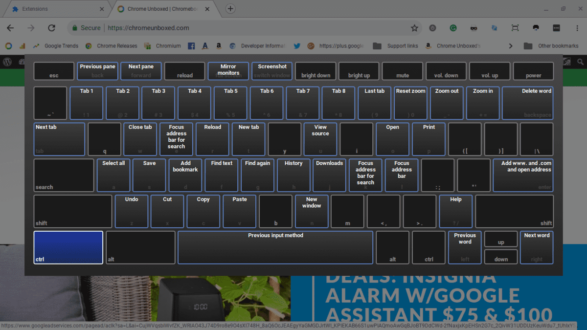 Miss The Old Chromebook Keyboard Shortcuts? Here's How To Get Them Back