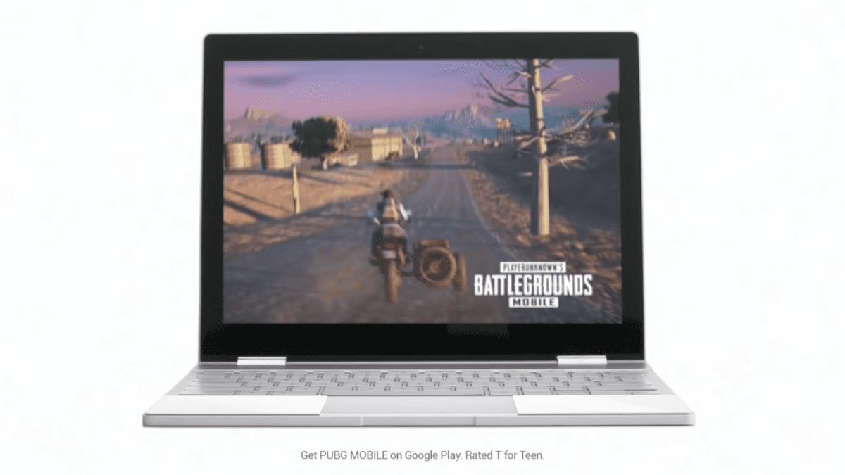 Official PUBG Mobile Support For Chromebooks Likely Coming Soon