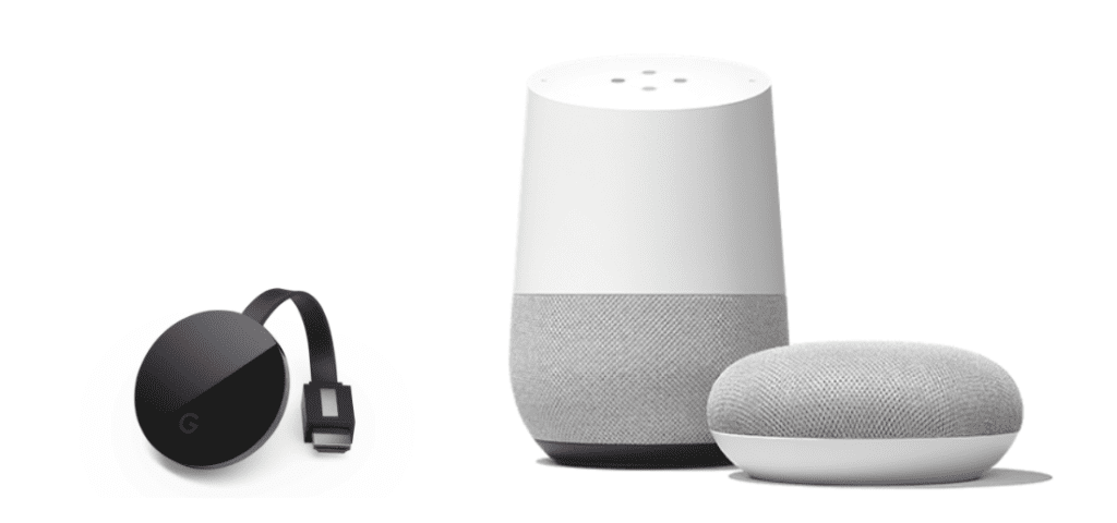 Save Big On Chromecast And Google Home At BH Photo