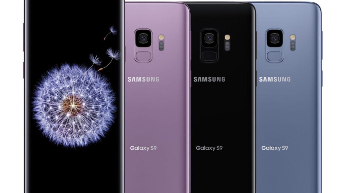 Snag A Free Chromebook(and some memory) With A New Samsung Galaxy S9