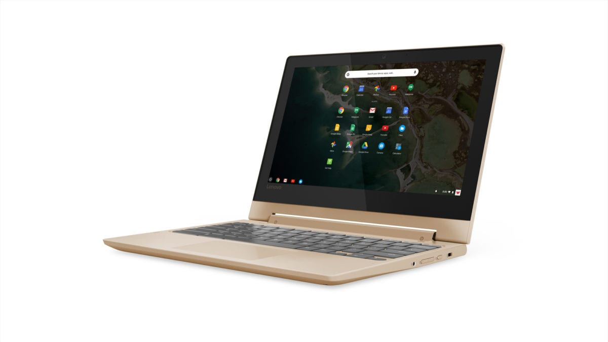 04_Chromebook_C330_Hero_Front_Facing_Left_Champagne