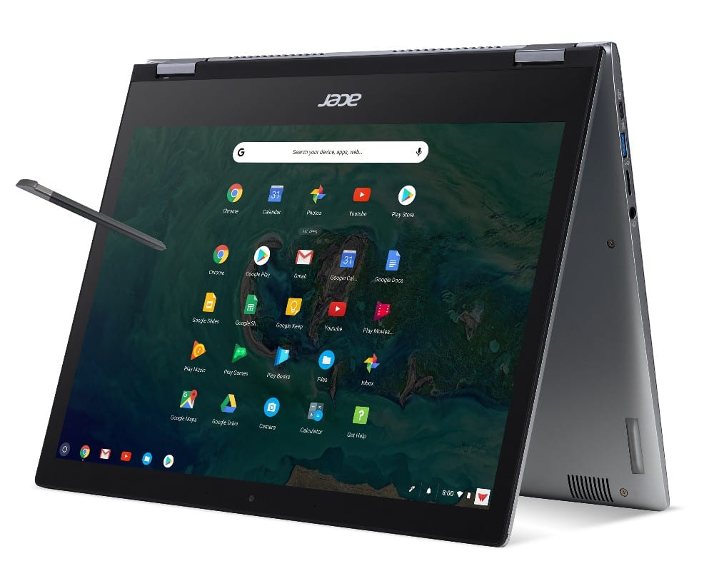 Deal Alert: Acer Chromebook Spin 13 Back To $699