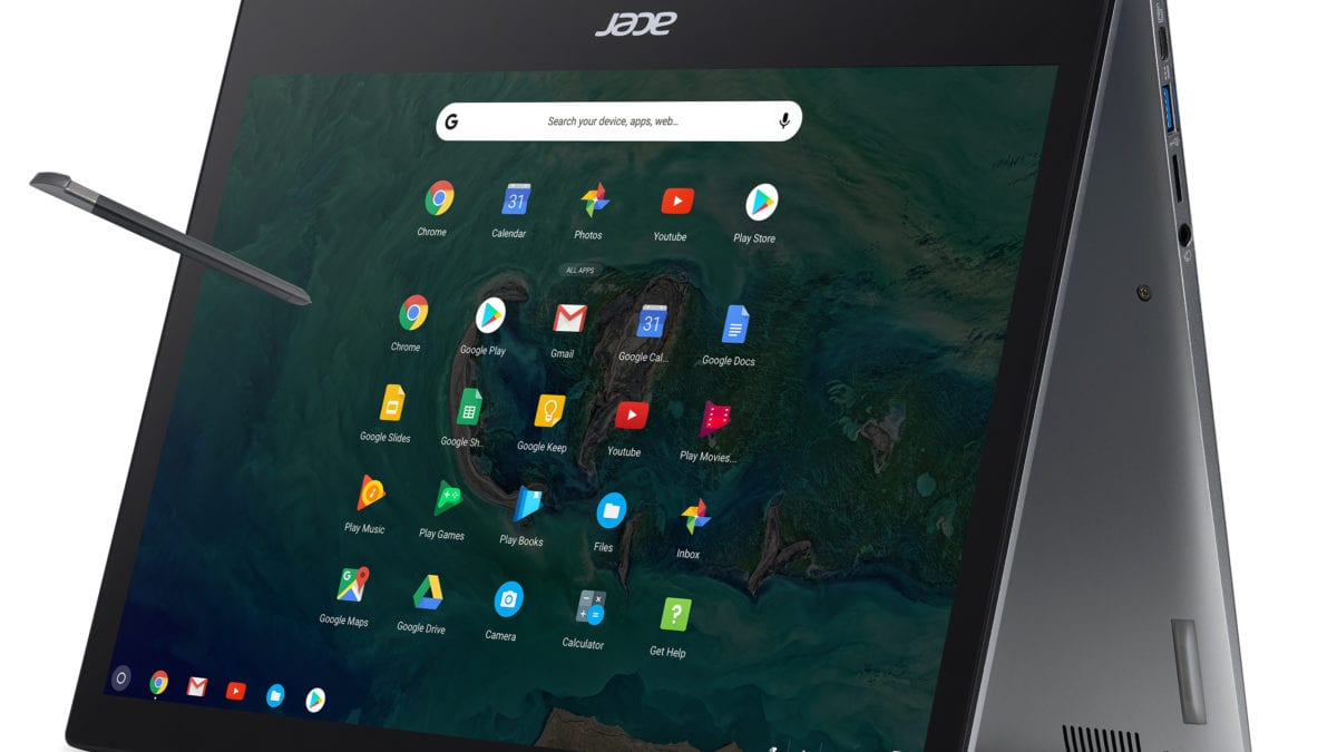 Acer Chromebook 13 And 13 Spin Release Announced