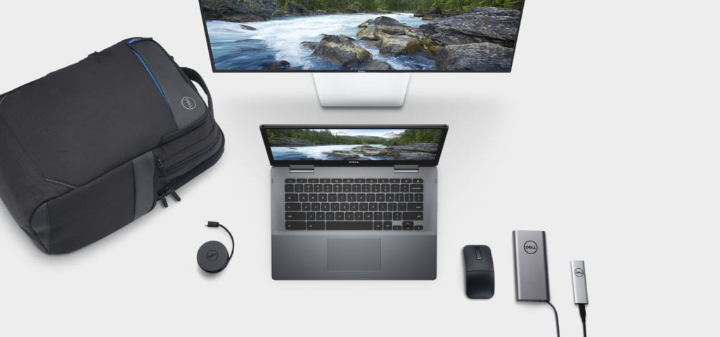 Grab Some Extra Goodies When You Buy The Dell Inspiron Chromebook 14