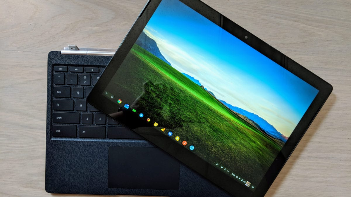 More Features For #madebyGoogle Chromebook 'Nocturne' Emerge