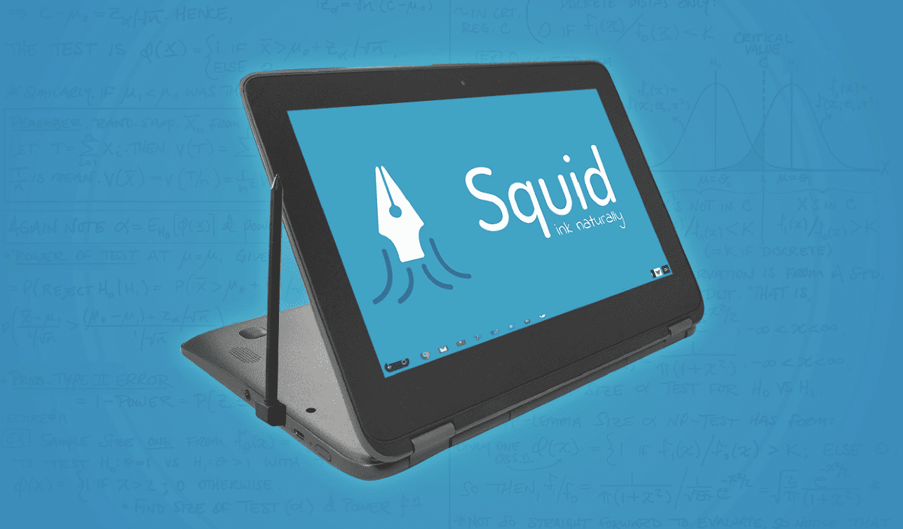 Squid and CTL Team Up To Tackle Note-Taking In The Classroom And Beyond
