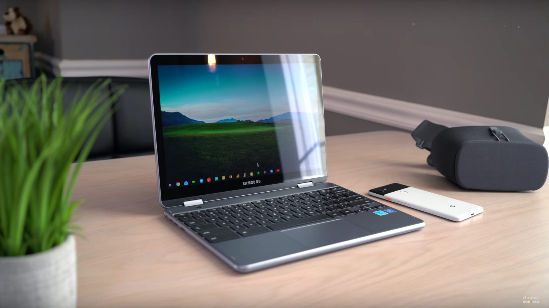Samsung Chromebook Plus V2 Review