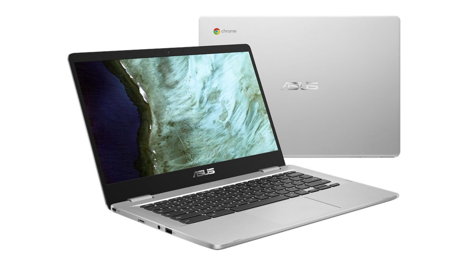 New 14 Inch ASUS Chromebook C423 Shows Up Out Of Nowhere