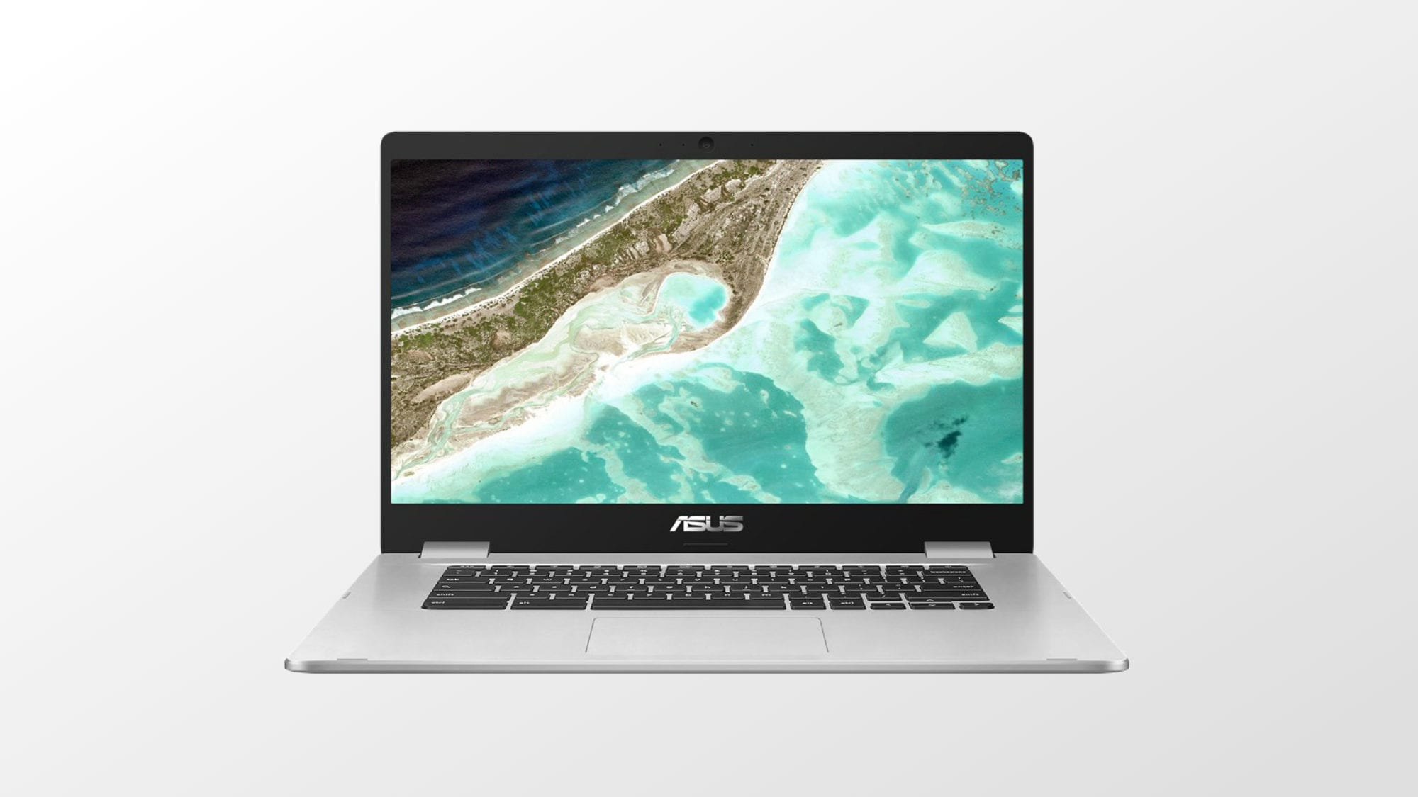 ASUS Unveils Its First-Ever 15-Inch Chromebook