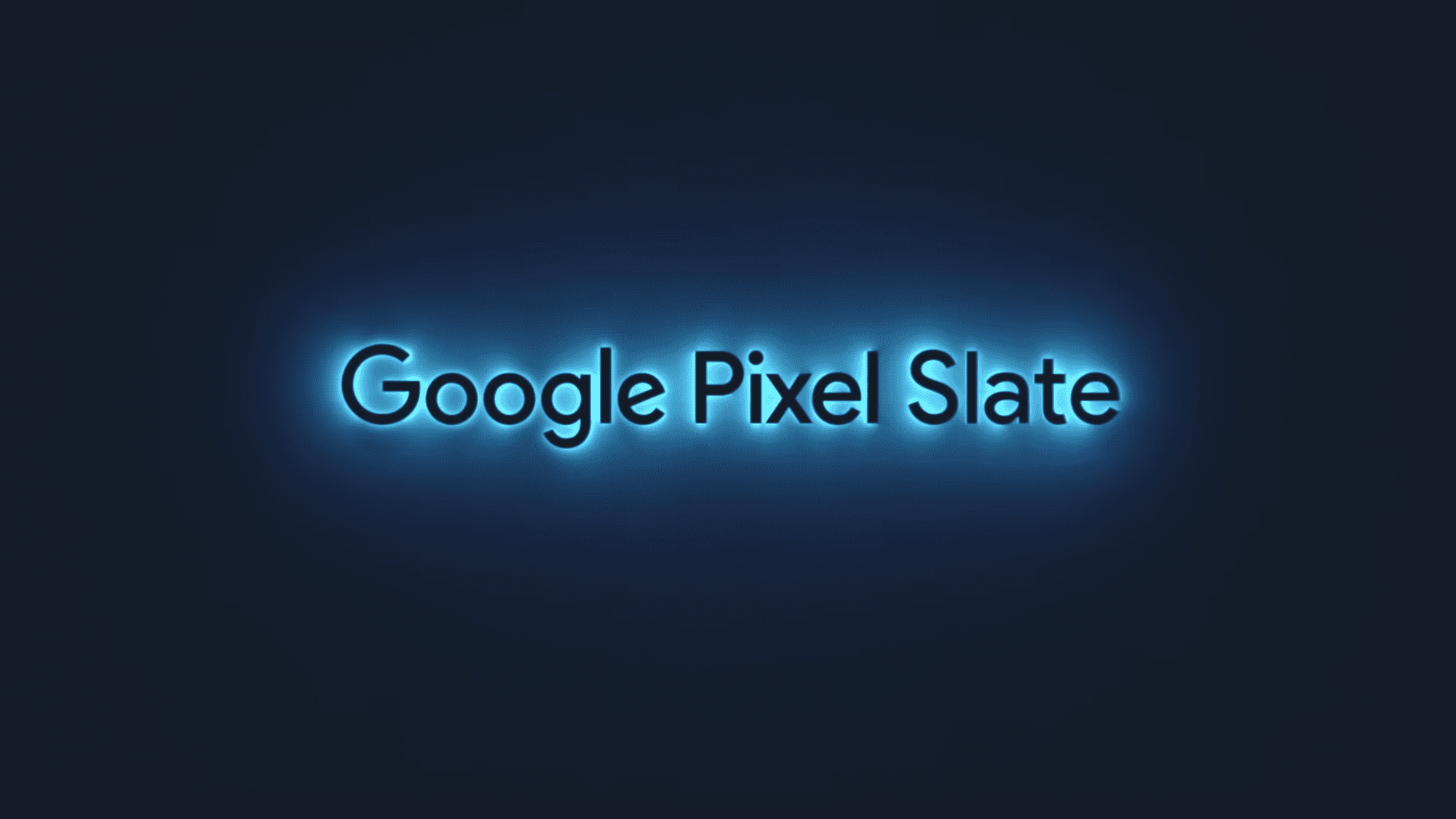 Google Pixel Slate Up For Pre-Order
