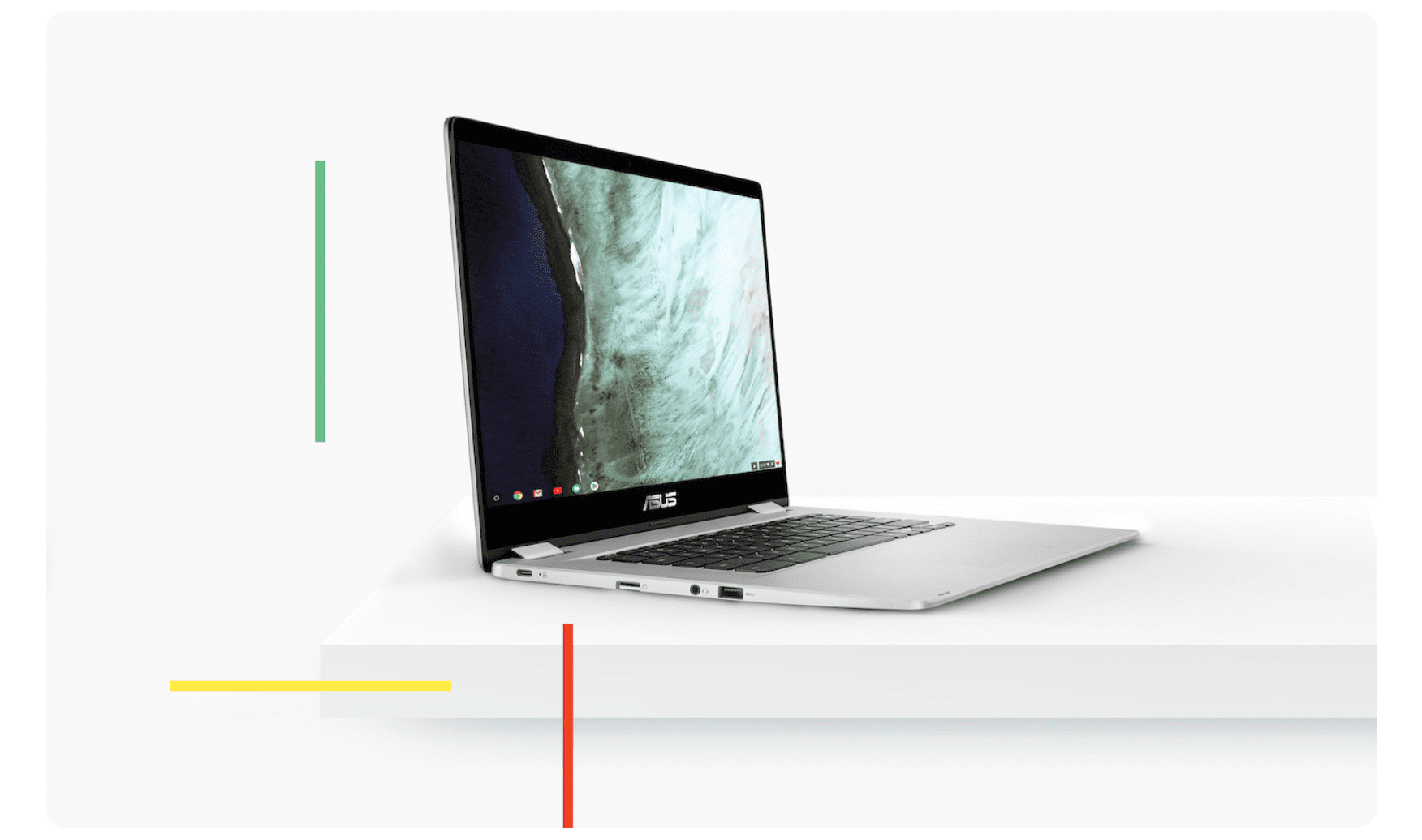 "ASUS' ""NanoEdge"" Chromebook C423 Now Available"