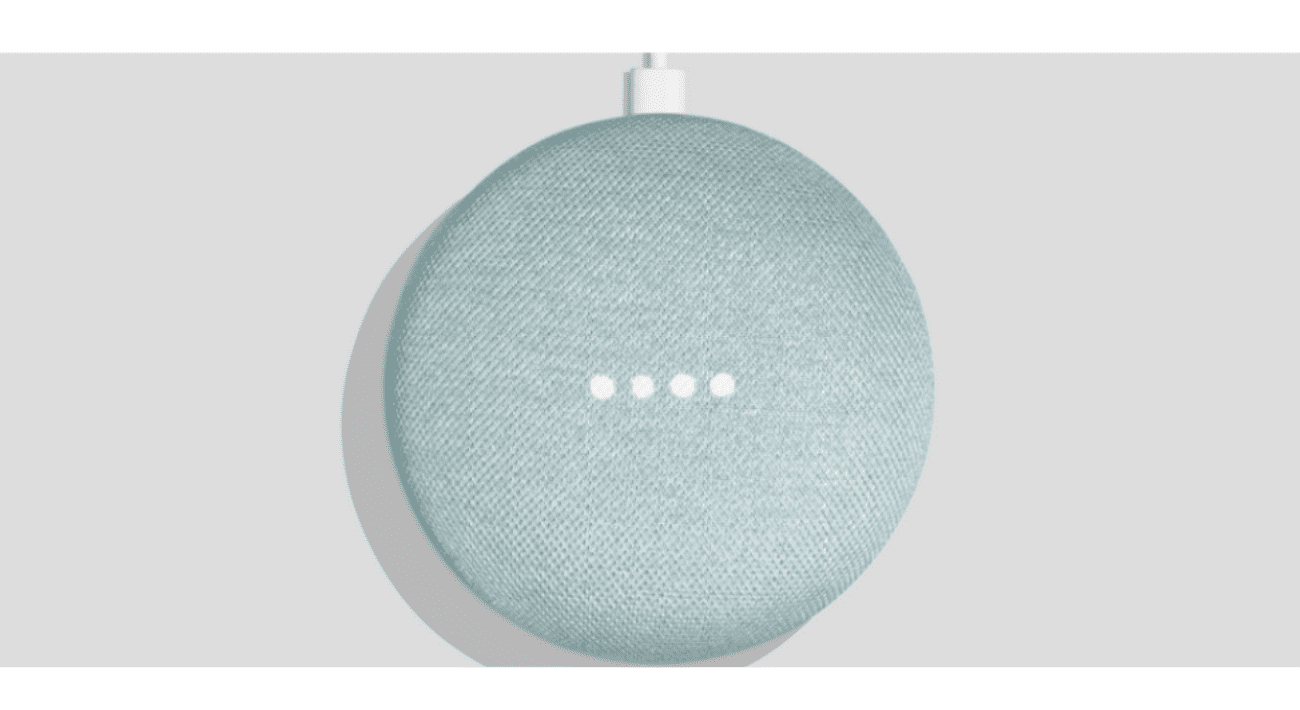 "Hey Google, Why So Blue? New ""Aqua"" Home Mini On The Way"