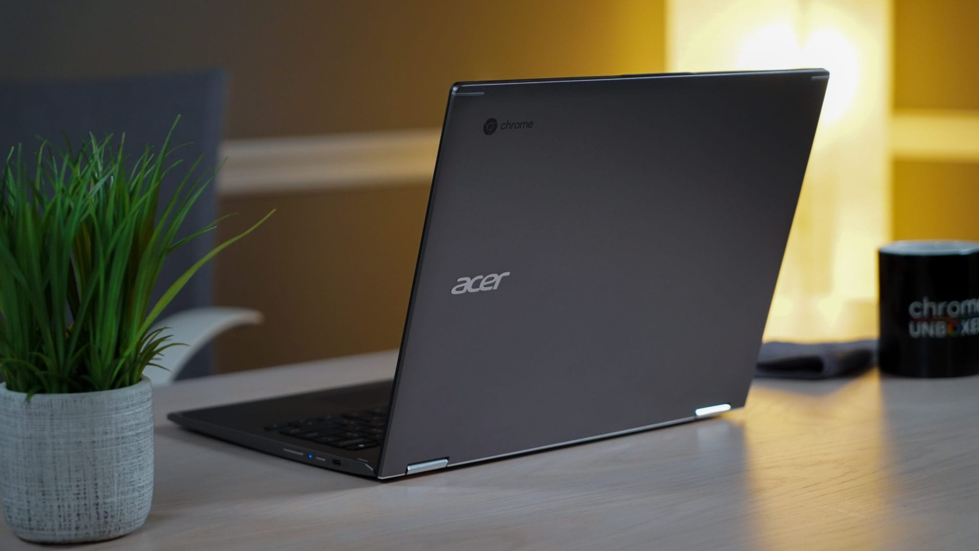 More Power: 16GB Core i5 Acer Chromebook Spin Available Now
