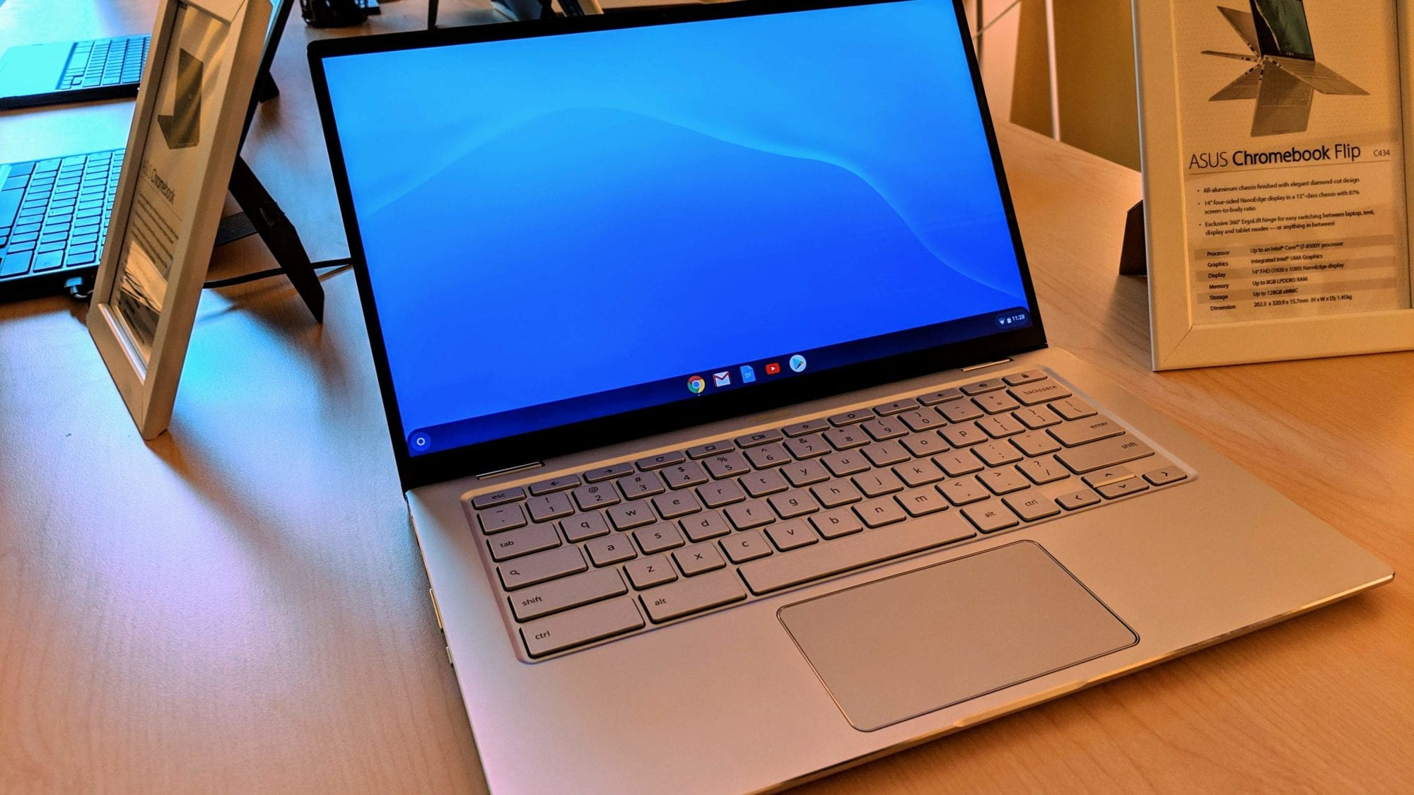 ASUS Debuts A Worthy Successor The Chromebook Flip C302