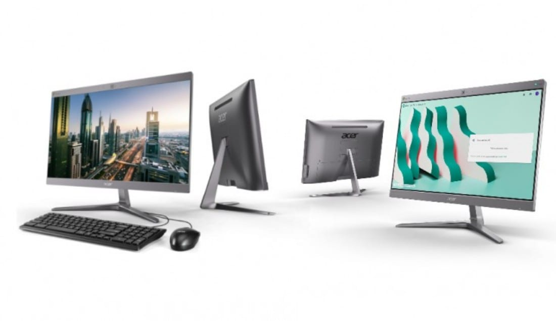 Acer Launches Two New Kaby Lake Chromebases