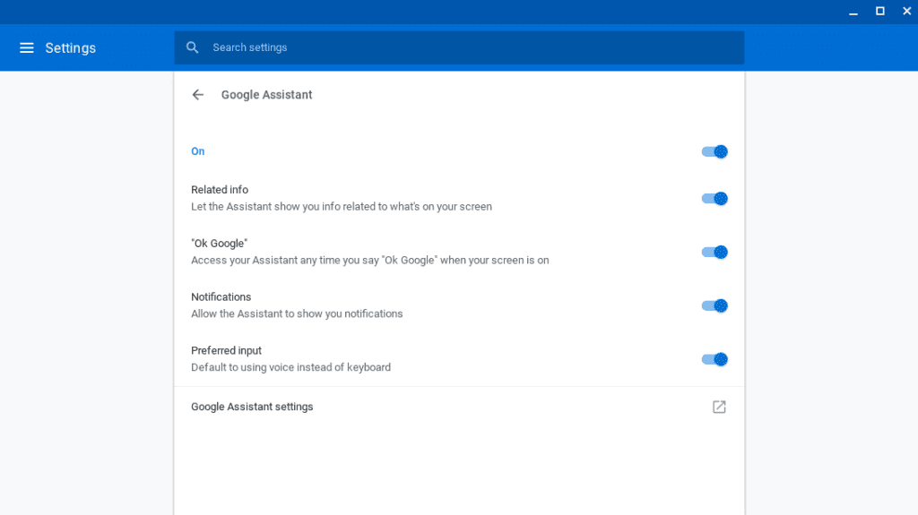 How To Get Google Assistant Running On Your Chromebook Right
