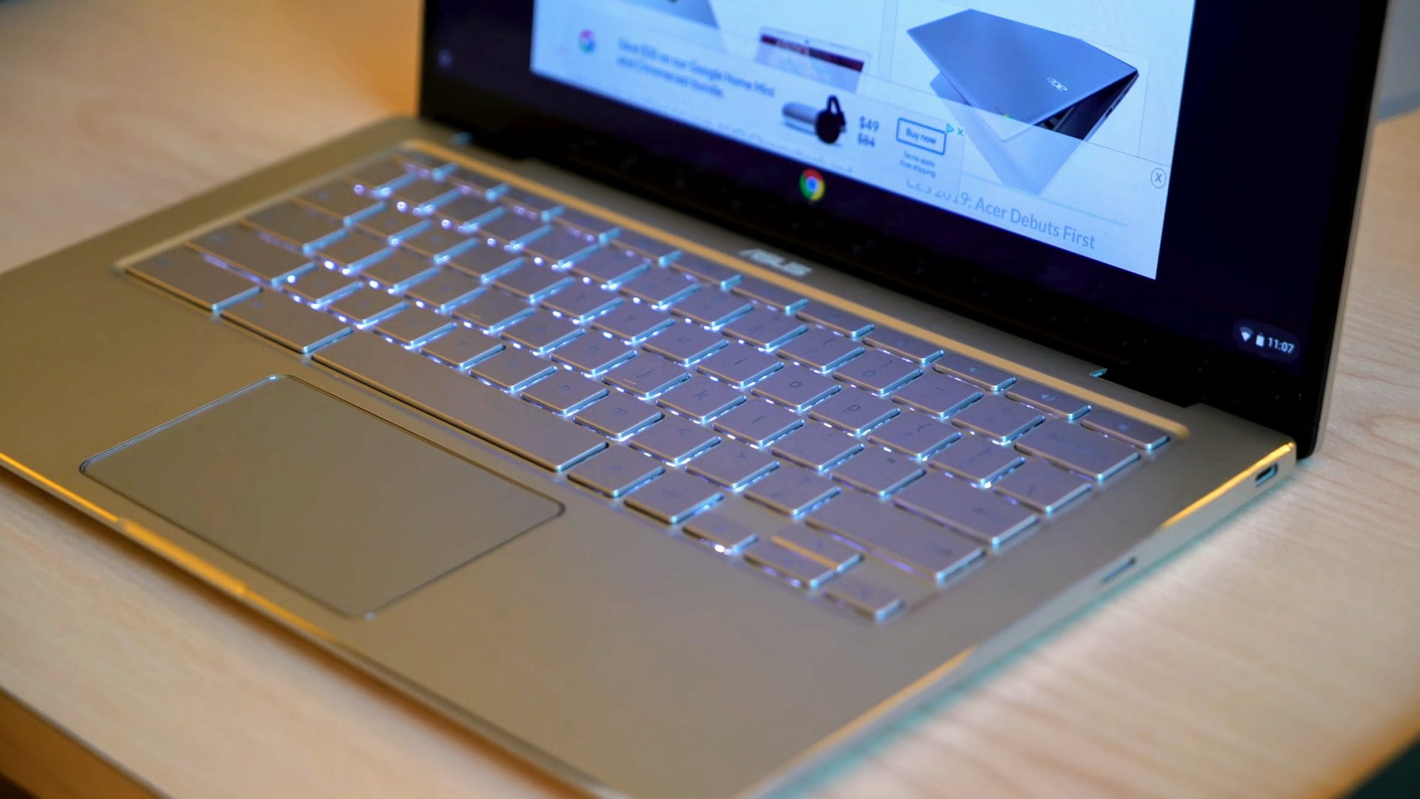 ASUS Chromebook C434 Shows Up In Amazon UK Listing