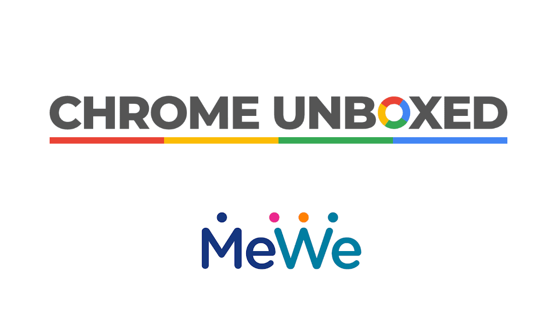 Farewell Google+, Join Chrome Unboxed On MeWe