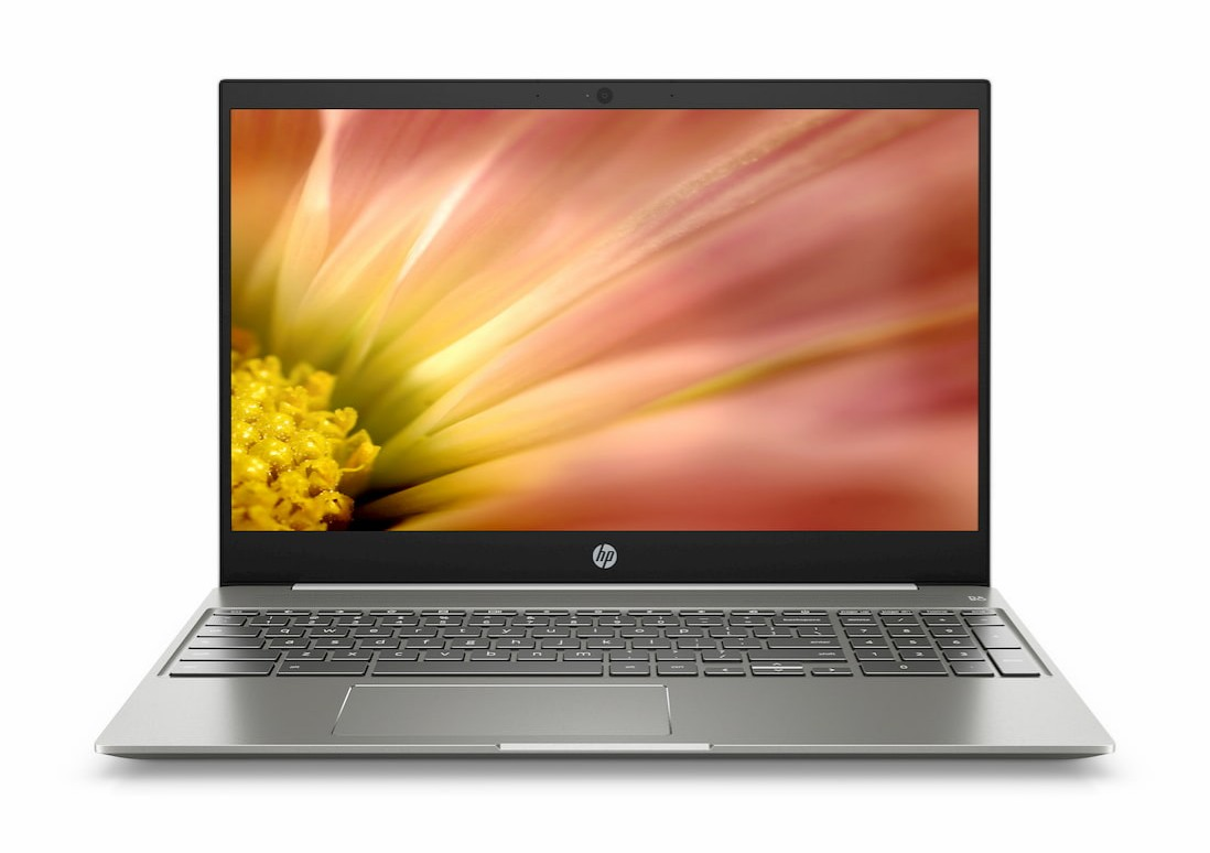 HP Debuts Their First-Ever 15.6″ Chromebook, Numeric Keypad Included