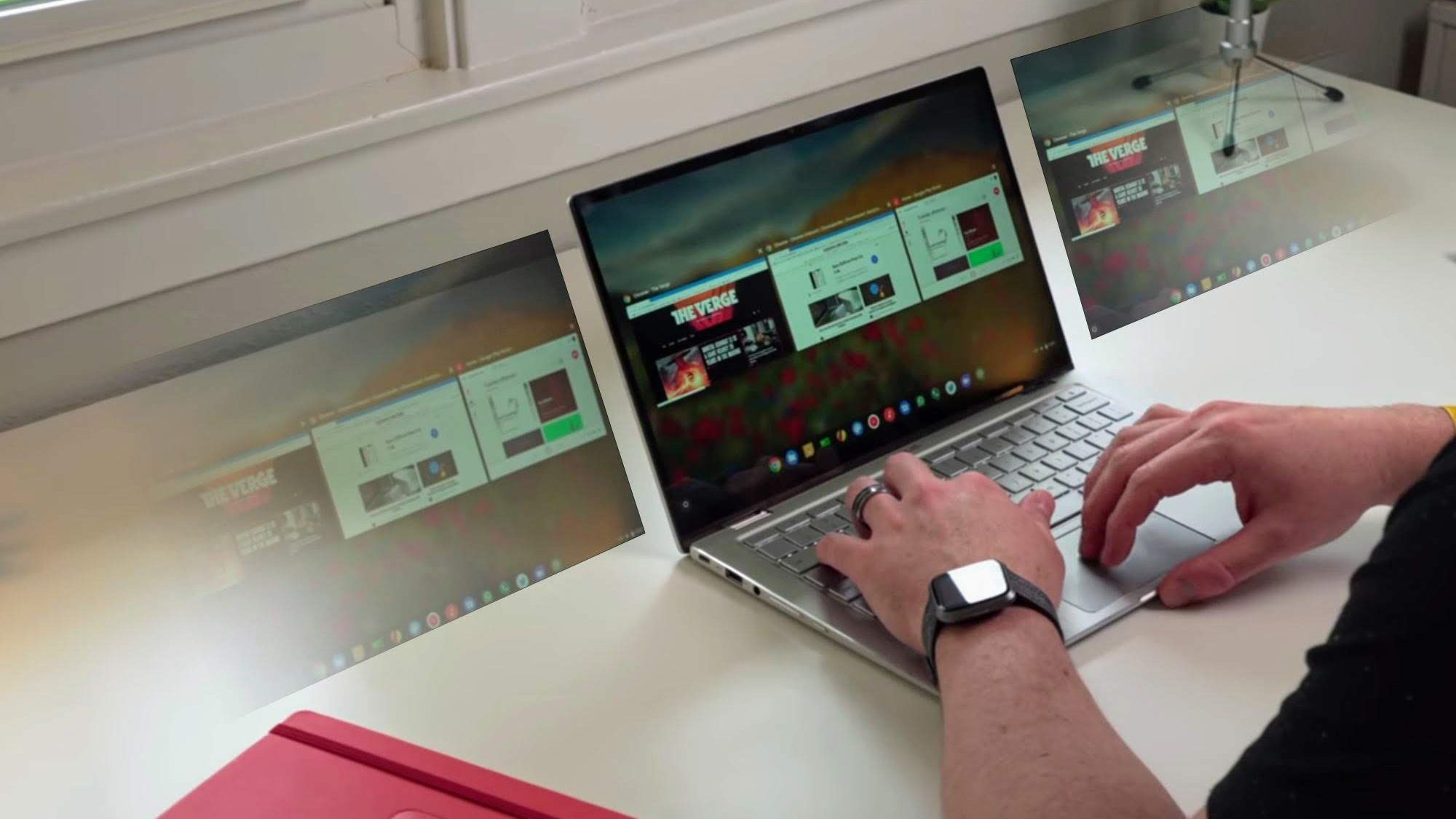 New Virtual Desk features show Google taking Chrome OS UI development more seriously [VIDEO]