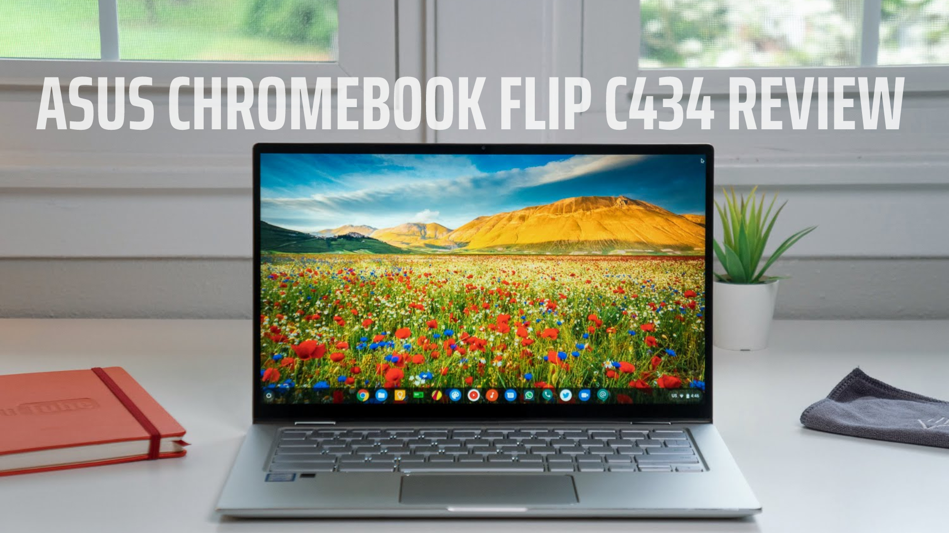 ASUS Chromebook Flip C434 Review