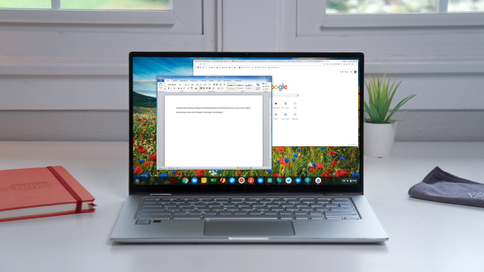 Droplet Is Back Running Windows Apps Locally On A Chromebook Is Just Around The Corner