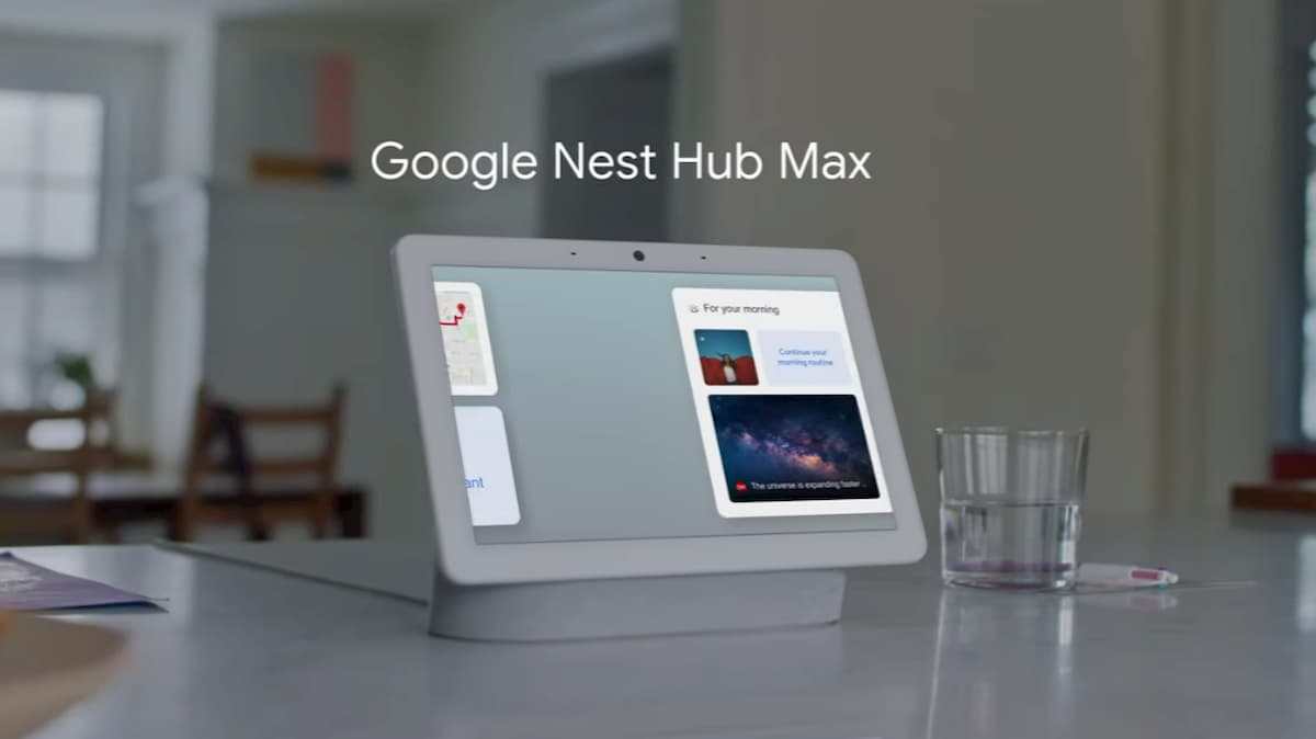 The Cat's Out Of The Bag: Nest Hub Max To Launch Sep. 9th