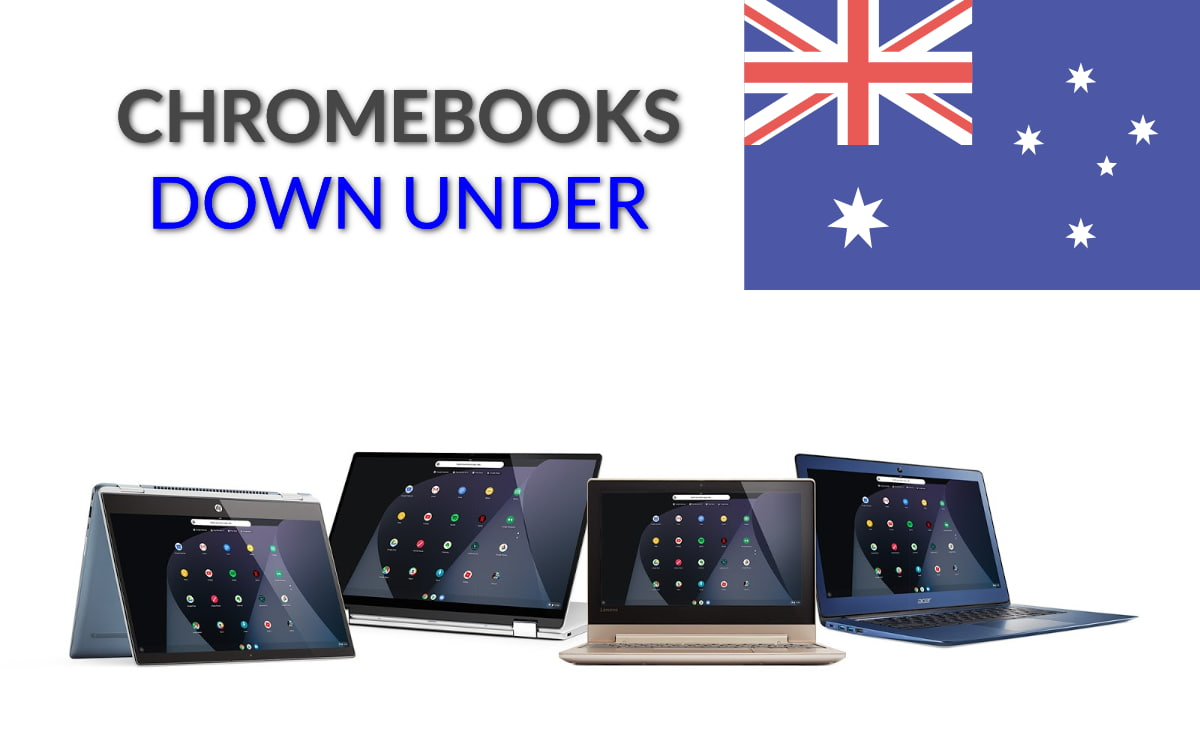 Google Expands Consumer Chromebook Market In Australia