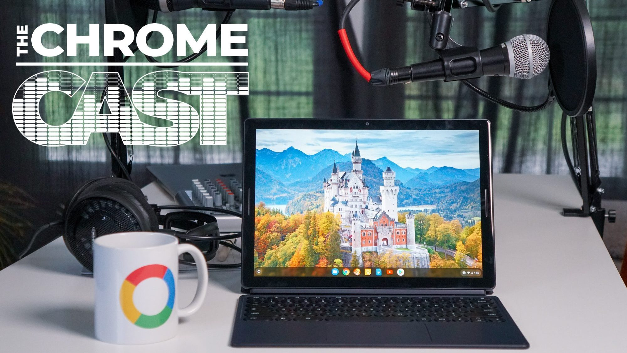 The Chrome Cast 15: Google Leaves The Tablet Game, Leaks The Pixel 4