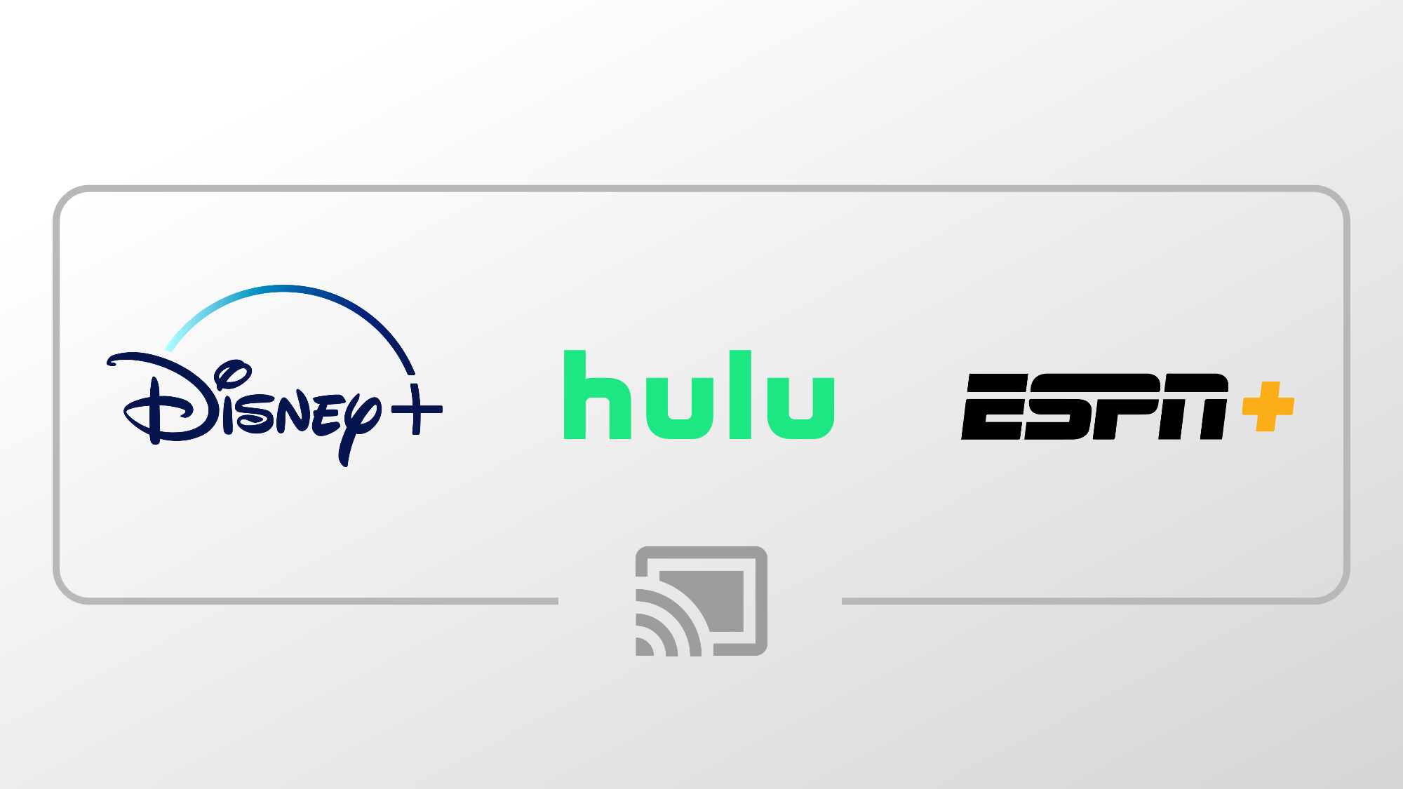 Disney+ bundle with Hulu & ESPN+ a huge win for Chromecast users