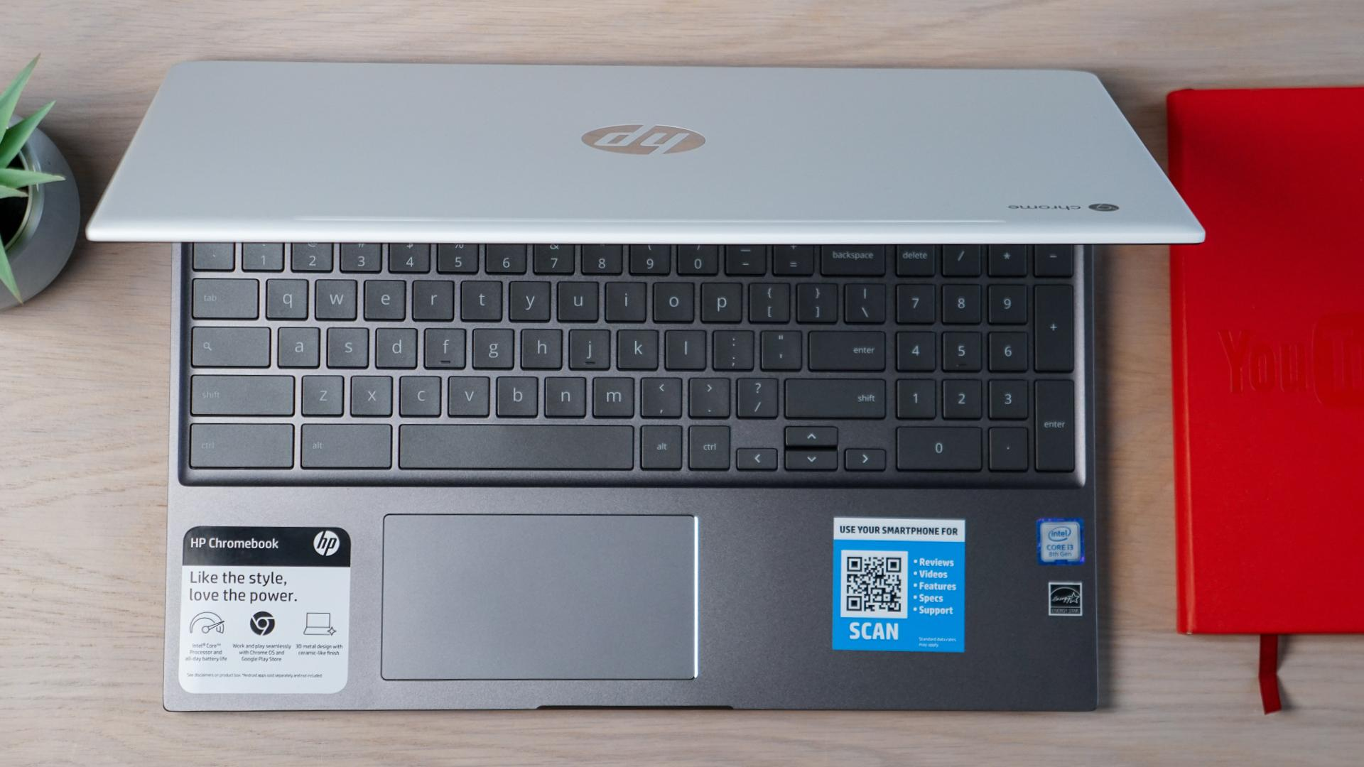 Powerful new 15-inch HP Chromebook shows up at Best Buy