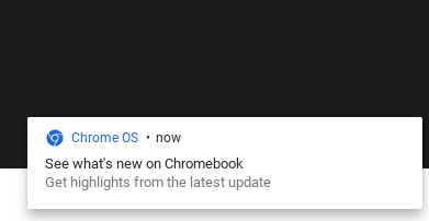 What's new with your Chromebook? Chrome OS gets dedicated new features site