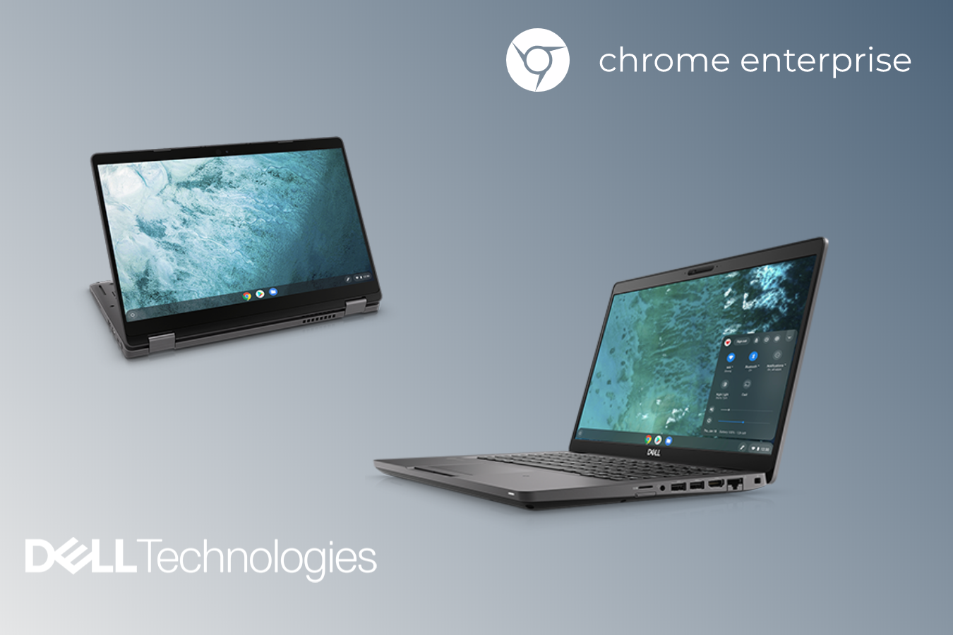 Dell and Google Cloud announce Chromebooks for Enterprise with industry-first 32GB RAM and up to 1TB NVMe