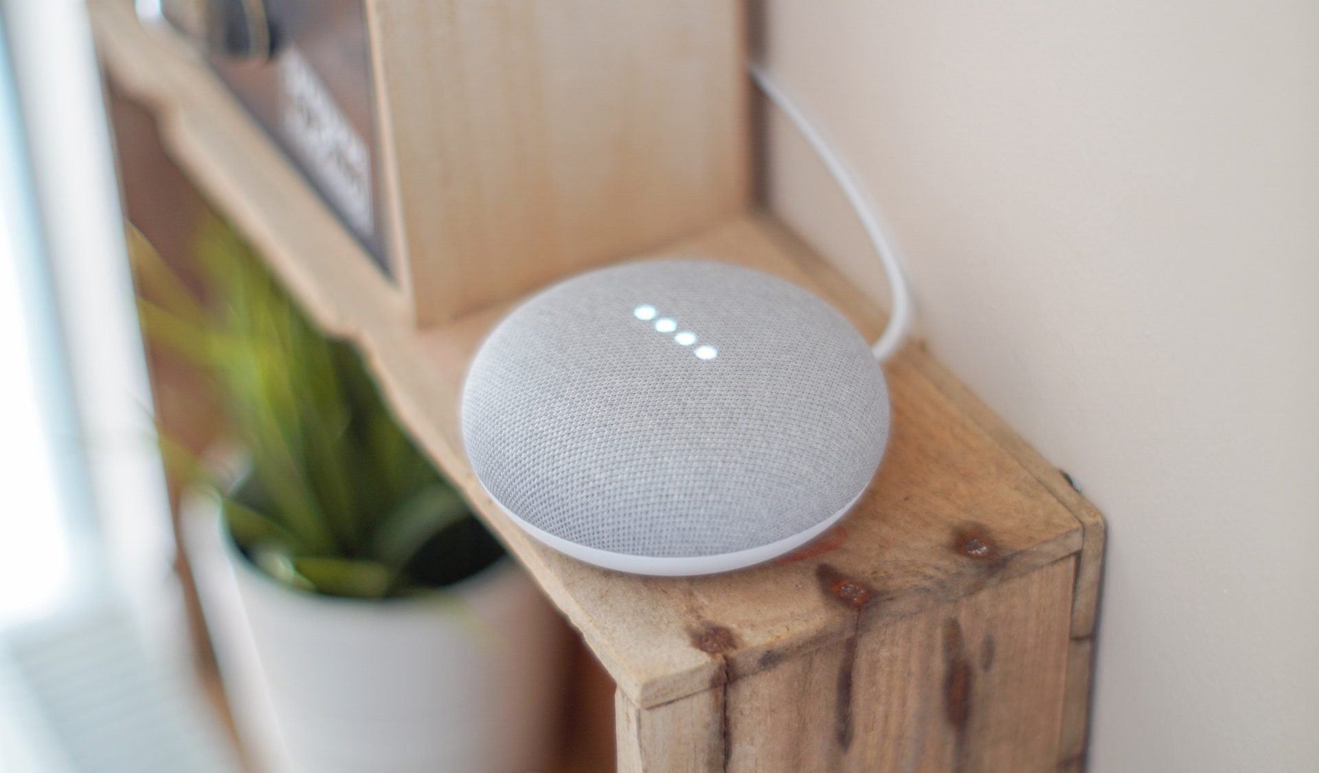 Check your Google Apps. There may be a free Google Home Mini waiting for you